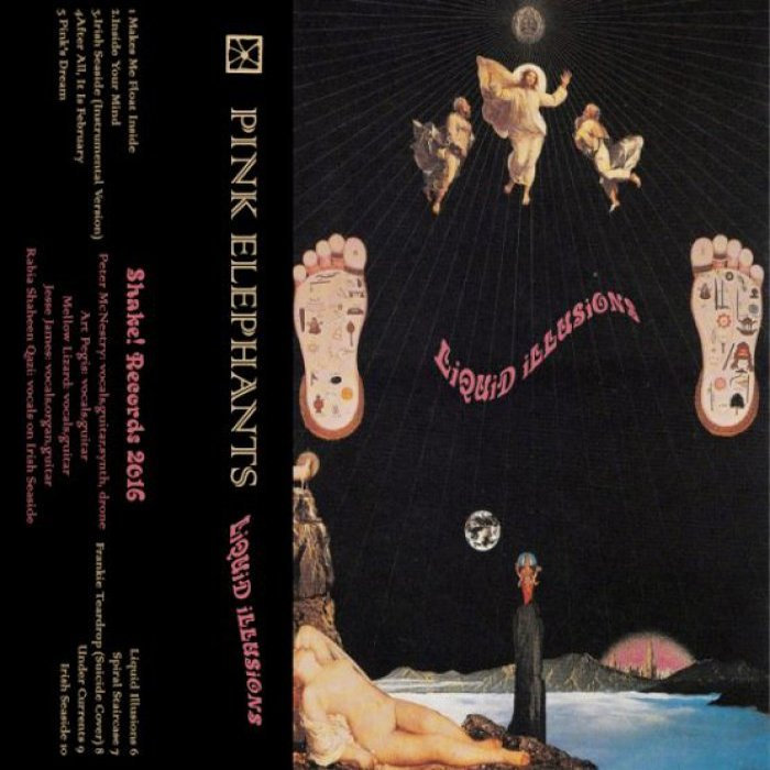 Liquid Illusions by The Pink Elephants
