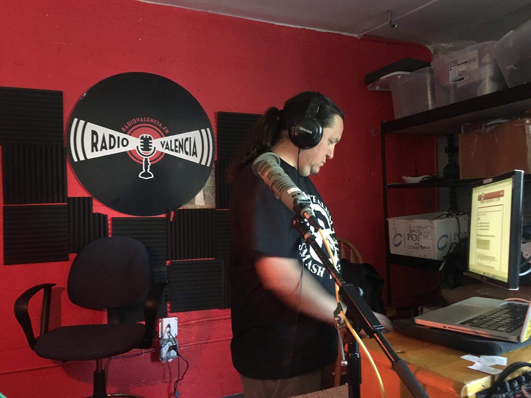 Malderor of Radio valencia