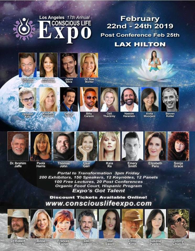 2019 Conscious Life Expo