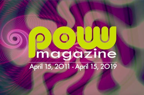 POW MAGAZINE 8TH ANNVERSARY 2019