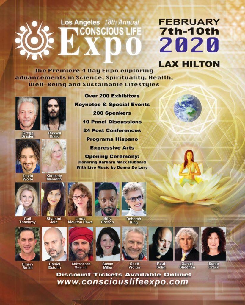 2020 Conscious Life Expo LAX
