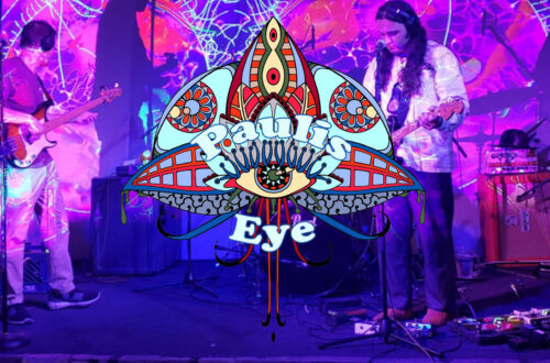 Paulis Eye & The Universe